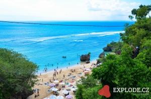 Pláž Padang Padang