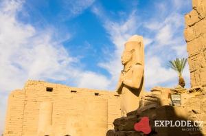 Chrám Luxor