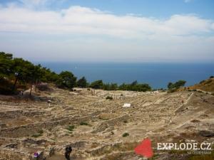 Antické město Kamiros