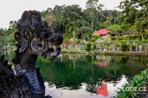 Vodní chrám Tirta Gangga