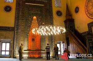 Zelená mešita